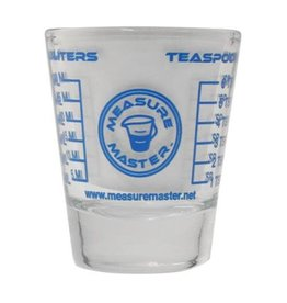 Measure Master Sure Shot Measuring Glass 1.5 oz (12/Cs)