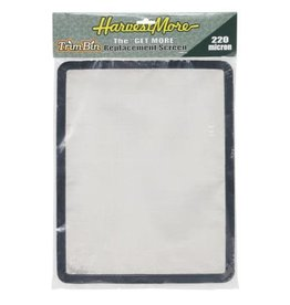 Harvest More 220 Micron Replacement Screen (50/Cs)