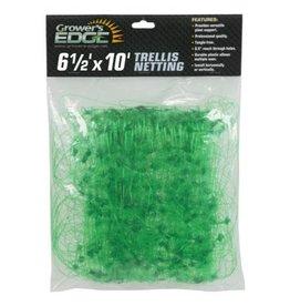 Growers Edge Grower's Edge Green Trellis Netting 6.5 ft x 10 ft (24/Cs)