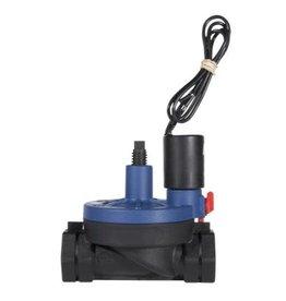 Hydro Flow Hydro Flow NDJ Plastic Solenoid Valve 24V - 1 in Threaded w/ Flow Control (12/Cs)