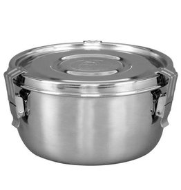 HumiGuard Clamp Sealing Stainless Containers - Large
