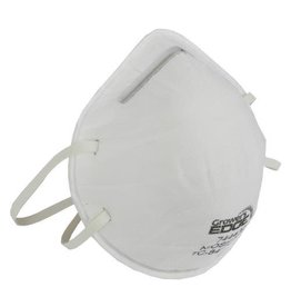 Growers Edge Grower's Edge Clean Room Conical Particulate Respirator Mask (20/Cs)