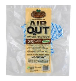 Harvest Keeper Air Out Oxygen Absorber 50 cc (1=25/Bag)