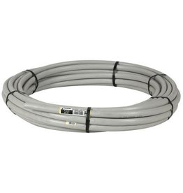 Hydro Flow Netafim UV White / Black Polyethylene Tubing 3/4 in (.82 in ID x .94 in OD) - 100 ft (1/Cs)