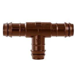 Hydro Flow Hydro Flow / Netafim 12 mm Insert Tee (250/Box)