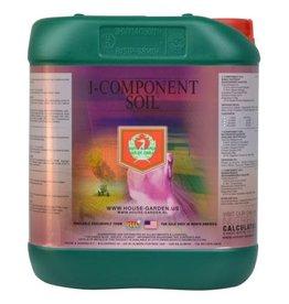 House & Garden House and Garden 1-Component Soil 5 Liter (4/Cs)