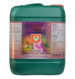 House & Garden House and Garden 1-Component Soil 10 Liter (2/Cs)