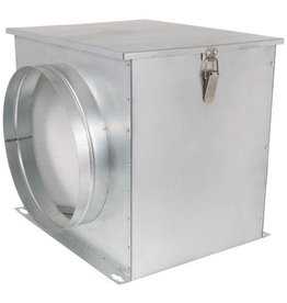 Ideal Air Ideal-Air HEPA Intake Filter Box 12 in