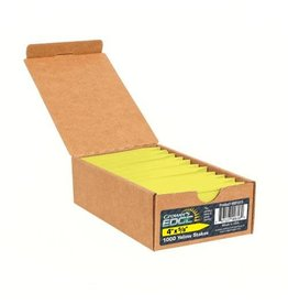 Growers Edge Grower's Edge Plant Stake Labels Yellow - 1000/Box