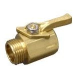 Dramm Dramm Heavy Duty Brass Shut-Off Valve