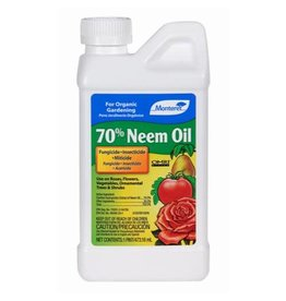 Monterey Lawn & Garden Products Monterey 70% Neem Oil Conc. Pint (12/Cs)
