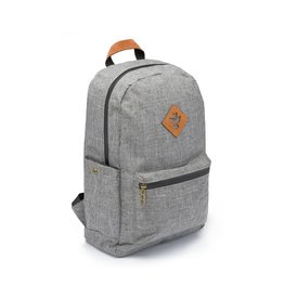 Revelry - Escort - Backpack, Crosshatch Gray