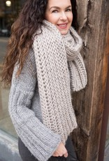Woolly&Co. Catch of the Day Scarf Pattern