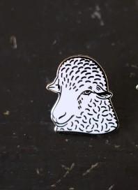 Fringe Supply Co. Sheep Enamel Pins From Fringe Supply Co.