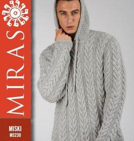 Mirasol Oscar Hooded Sweater Pattern