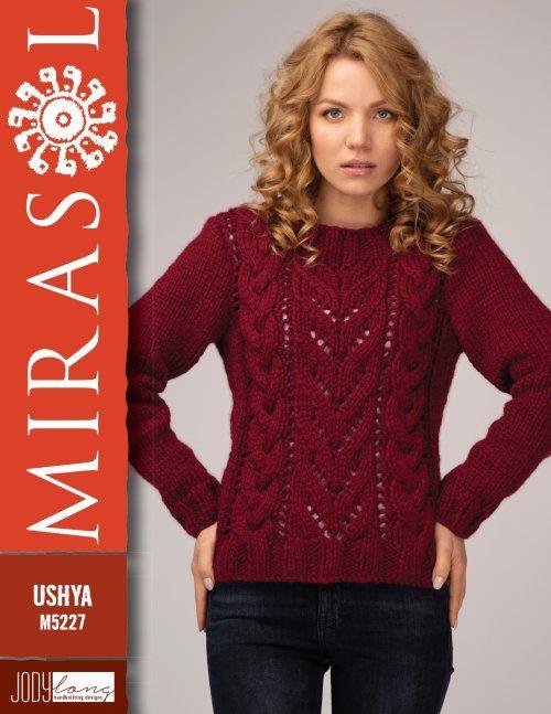 Mirasol Fiorella Sweater Pattern