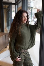 Woolly&Co. Woolly&Co. GI Jane Sweater Pattern