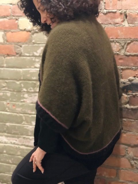 Woolly&Co. C.R.E.A.M. Shrug Pattern