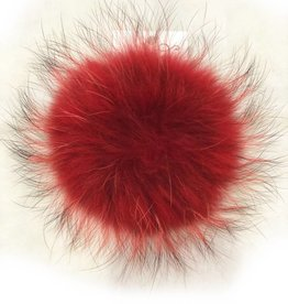 Big Bad Wool Big Bad Wool XL Red Pom Pom