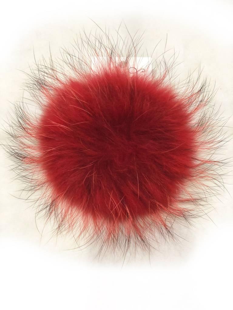 Big Bad Wool Big Bad Wool XL Red Pom Pom