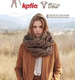 Katia Nomada Pattern Book