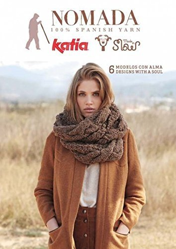 Katia Nomada Pattern Book