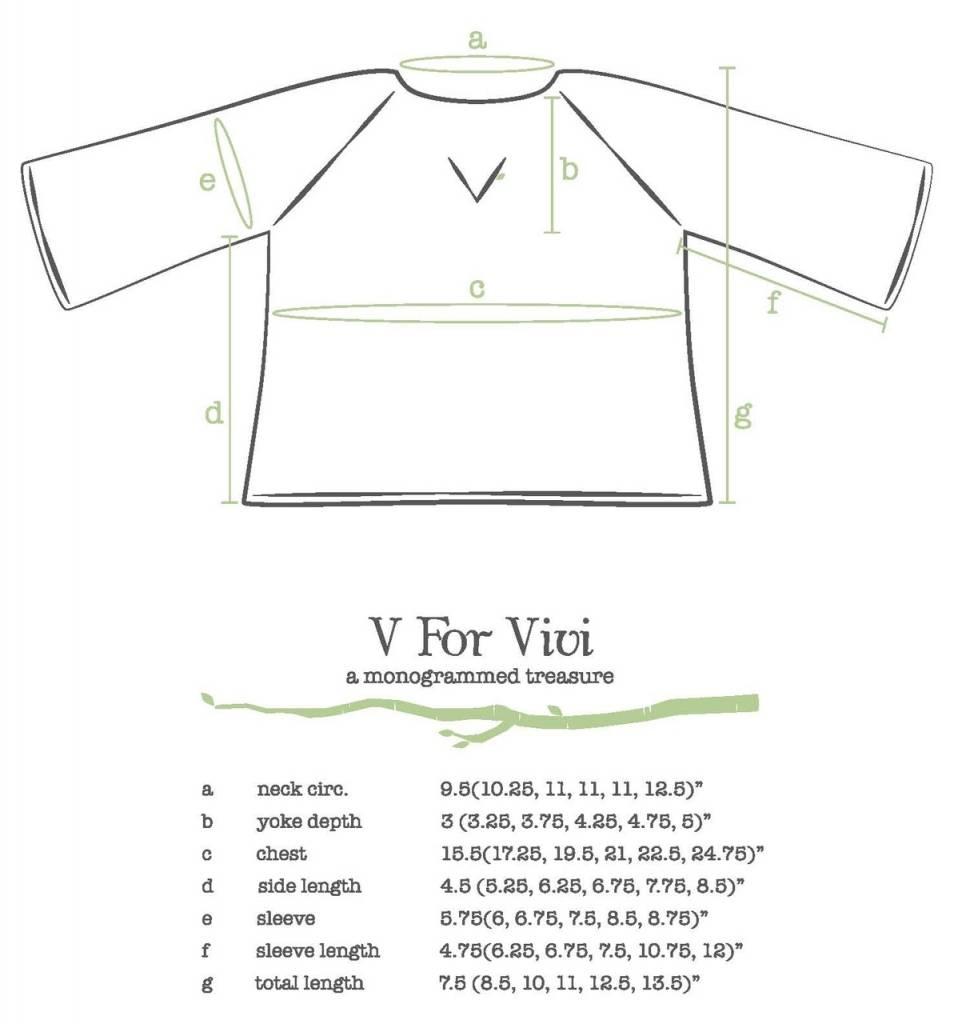Big Bad Wool V For Vivi Pattern By Big Bad Wool