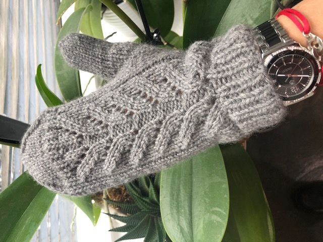 Woolly&Co. Autumnal Mitts Kit