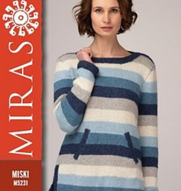 Mirasol Isidora Sweater Pattern