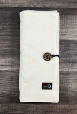 della Q della Q Tri Fold Circular Case Natural Collection