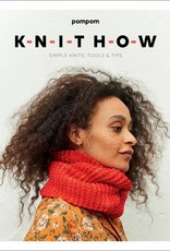 Pom Pom Quarterly Knit  How - A Beginner's Knitting Pattern Book