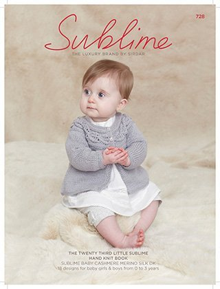 Sublime Pattern Book 728