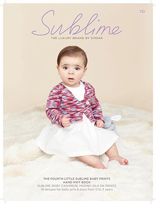 Sublime Pattern Book 731
