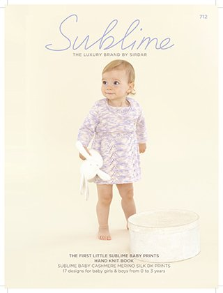 Sublime Pattern Book  712