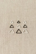 Triangle Stitch Markers by Cocoknit