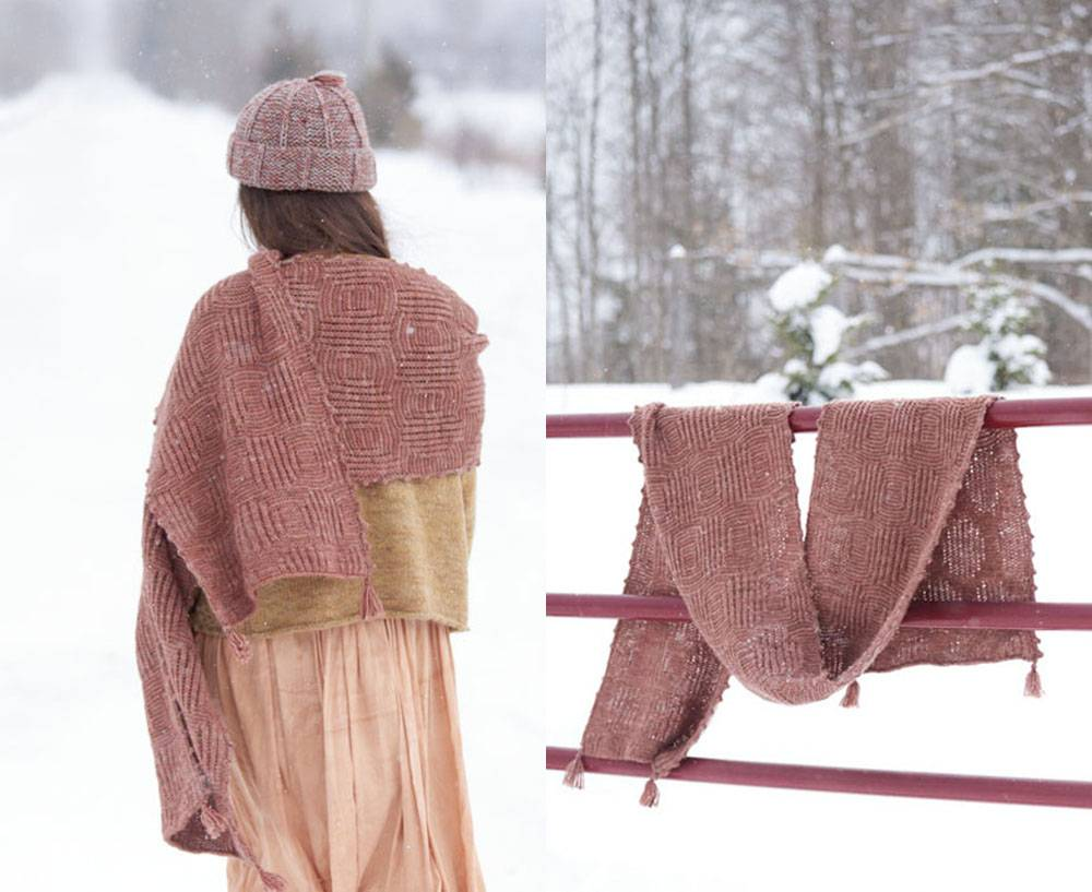 Knits About Winter by Emily Foden