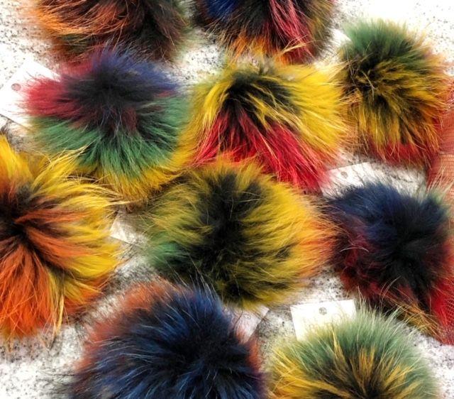 Big Bad Wool Big Bad Wool XL Multi Pom Pom