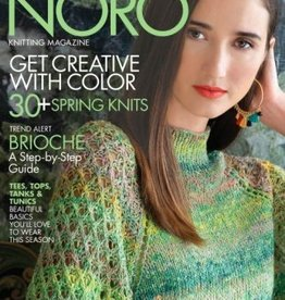 Noro Noro Knitting Magazine Issue 14