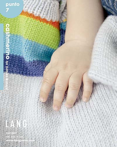 Lang Punto 7  Baby Book by Lang