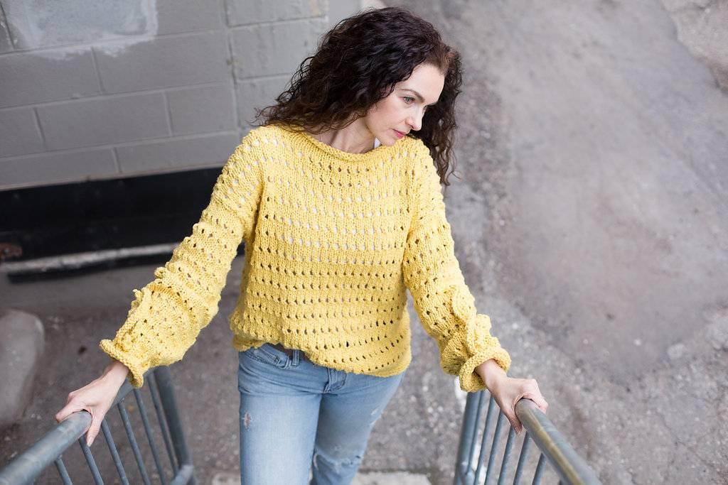 Woolly&Co. Woolly&Co. Sophie Sweater Pattern
