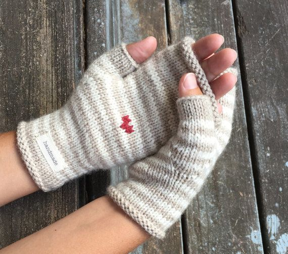 Big Bad Wool Big Bad Wool Anita Mittens Pattern