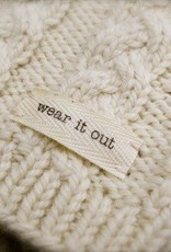 Big Bad Wool Big Bad Wool Wear It Out Twill Tags