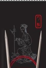"""ChiaoGoo W&Co. ChiaoGoo Lace Circular 16"""" US 10.5 Needle"""