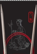 """ChiaoGoo W&Co. ChiaoGoo Lace Circular 24"""" US 1.5 Needle"""