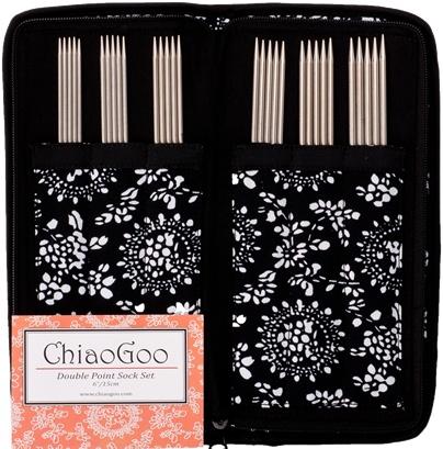 """ChiaoGoo ChiaoGoo Steel DPN 6"""" Set"""