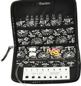"ChiaoGoo ChiaoGoo Twist 4"" Interchangeable Small Needle Set"