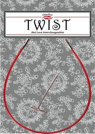 "ChiaoGoo ChiaoGoo Twist Red Cable 8"" - Mini"