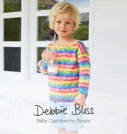 Debbie Bliss Debbie Bliss Baby Cashmerino Tonals Pattern Book