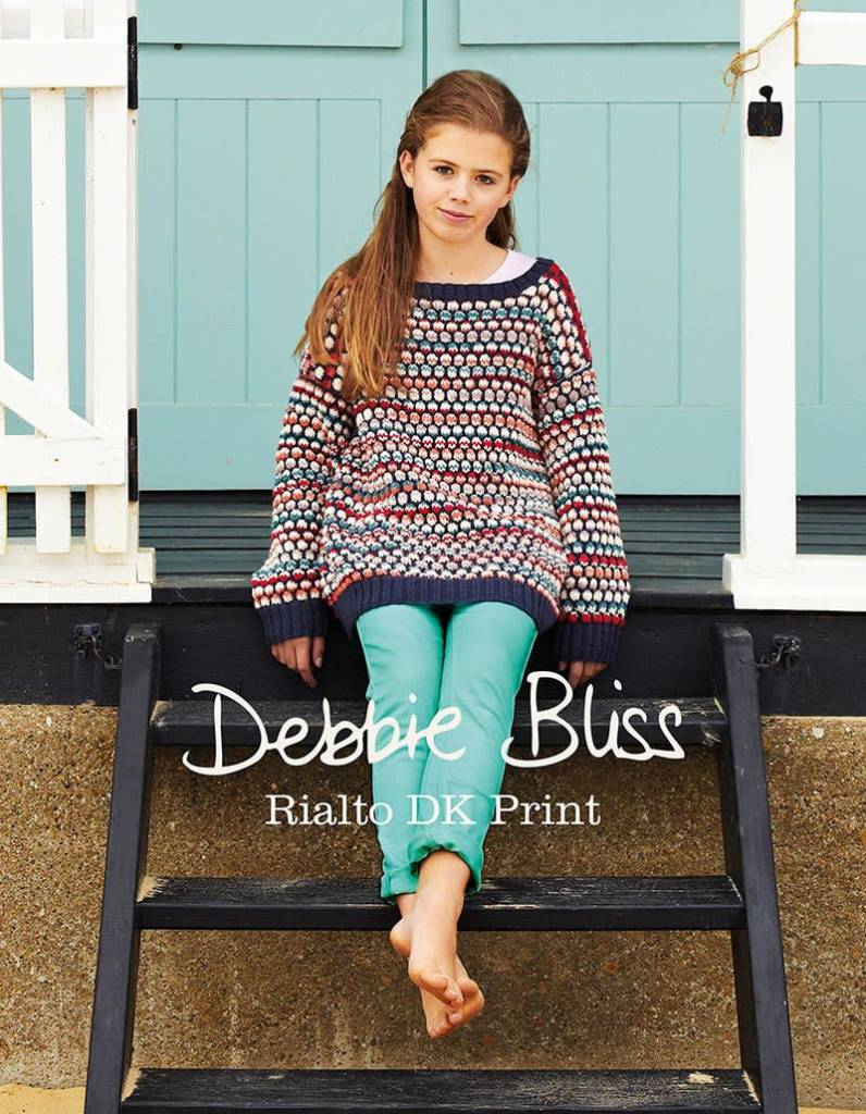 Debbie Bliss Debbie Bliss Rialto DK Prints Pattern Book