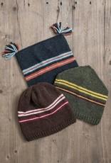 Blue Sky Fibers Blue Sky Fibers Ski Trio Hat Pattern
